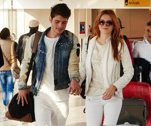 couple, fashion, and street style image