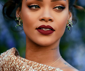 rihanna, beautiful, and singer image