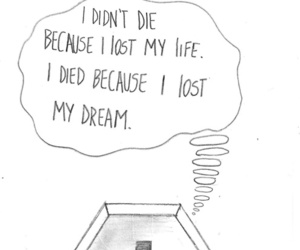 death, drawer, and Dream image