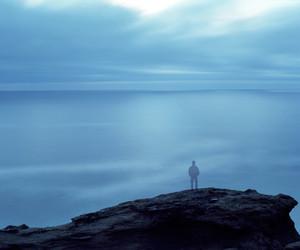 alone, indie, and oregon coast image