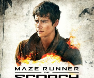 thomas, dylan o'brien, and maze runner image
