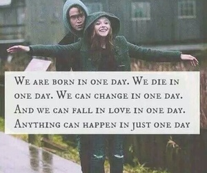 one day, if i stay, and quotes image