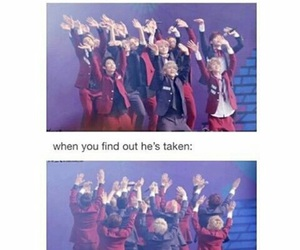 Seventeen, kpop, and funny image