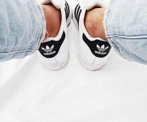 adidas, fashion, and shoes image