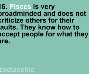 pisces, zodiac, and zodiac sign image
