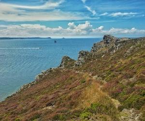 Atlantic, bay, and france image