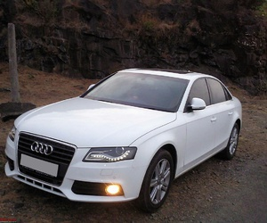 a4, audi, and car image