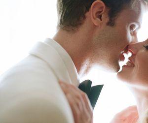 beautiful, bridal, and couple image