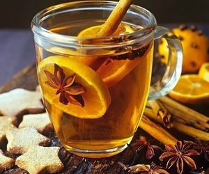 tea and Cinnamon image