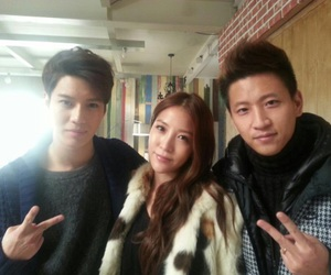 boa, Taemin, and kwon soon wook image