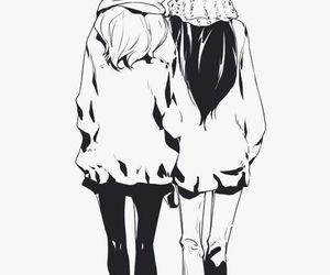 anime, friends, and manga image