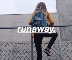 runaway, grunge, and aesthetic image