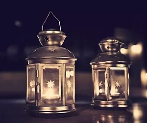 Ramadan, islam, and light image