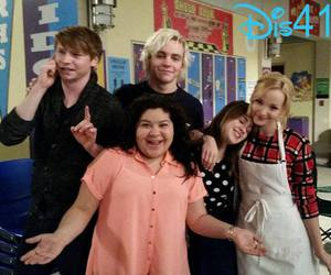 ross lynch and dove cameron image