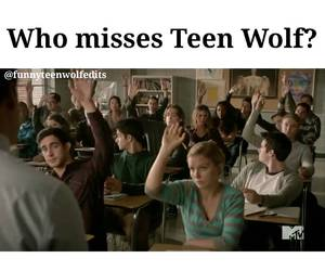 teen wolf, miss, and dylan o'brien image