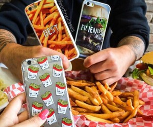 food, tumblr, and phone case image