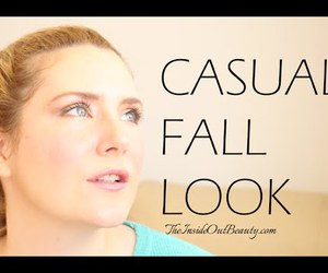 beauty, howto, and fall look image
