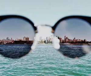 summer, sunglasses, and city image