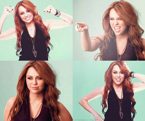 miley cyrus and funny image