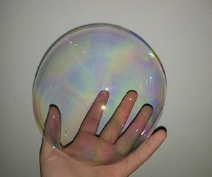 bubble, grunge, and tumblr image