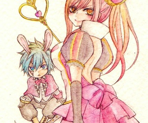 jerza, fairy tail, and jellal fernandes image