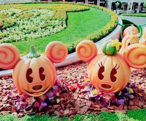 disney, disneyland, and Halloween image