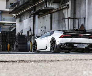 Lamborghini, huracan, and liberty walk image