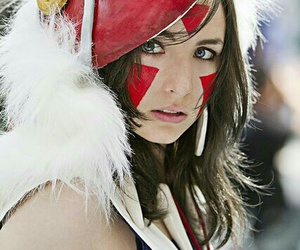 cosplay and princess mononoke image