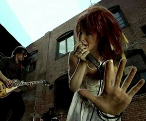 emergency, hayley williams, and paramore image
