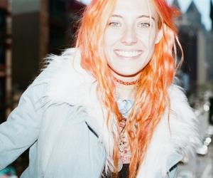 chloe norgaard, hair, and orange hair image