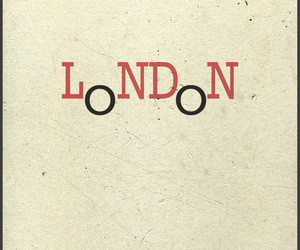 london and typography image