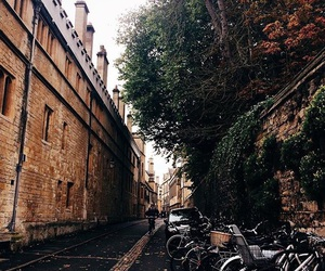 autumn, oxford, and photography image