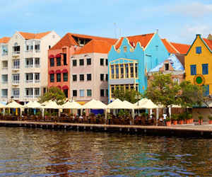 curacao, willemstad, and carribeans image