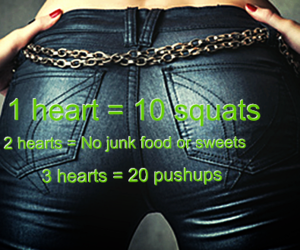 so heart away, 20 hearts ill do all, and 4 times each image