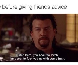 advice, best friends, and me image