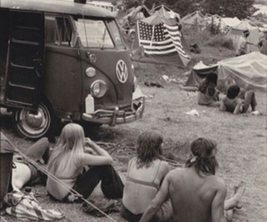 70's, freedom, and hippie image