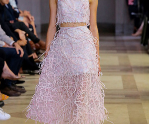 Carolina Herrera and fashion image