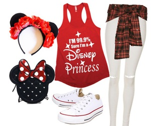clothes, converse, and disney image