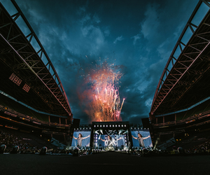 one direction and seattle image