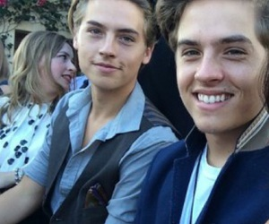 twins, dylansprouse, and colesprouse image
