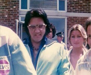 70s, Elvis Presley, and baby image