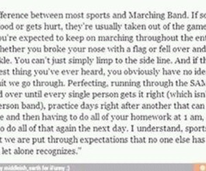 marching band, meme, and quote image