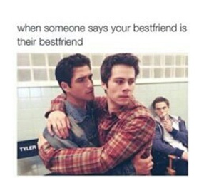 funny, dylan o'brien, and friends image