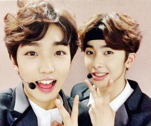 up10tion, xiao, and sunyoul image
