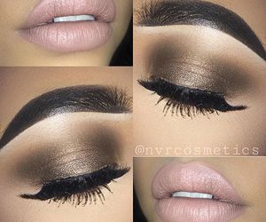 lips, contour, and eyebrows image