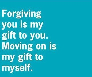 love, quotes, and forgive image