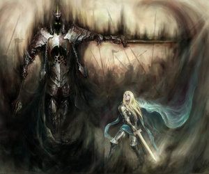 eowyn, the lord of the rings, and nazgul image