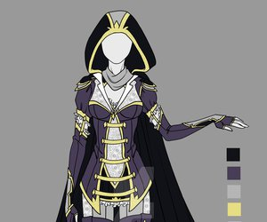 assassin, fashion, and warrior image