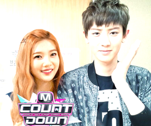 exo, red velvet, and chanyeol image