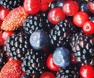 blackberry, FRUiTS, and wallpaper image